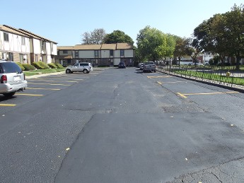 Parking Lot, Seal Coating Services